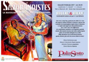 Billie & Billy - Poster