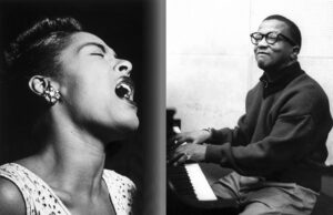 Billie Holiday & Billy Strayhorn