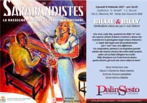 Poster BILLIE & BILLY