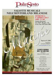 Matinée 3 - Poster