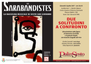 Due solitudini a confronto - Poster