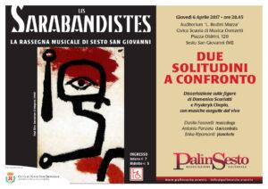Due solitudini a confronto - Poster