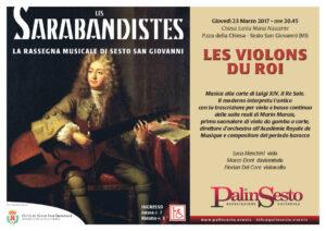 Les Violons du RoY -Poster