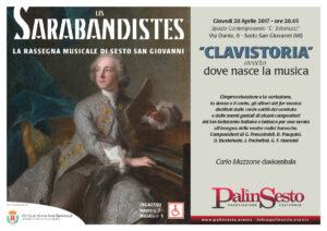 Clavistoria - Poster