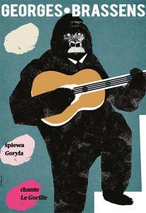 Le Gorille - Georges Brassens