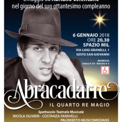 Abracadarre : il quarto Re Magio - Poster