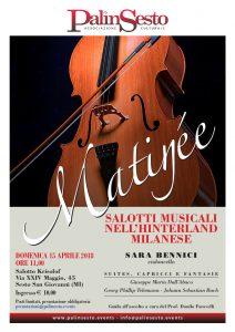 Matinée N.6 Poster
