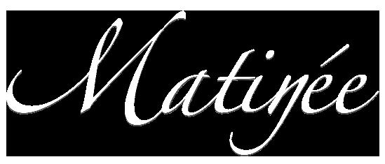 Logo Matinée Bianco