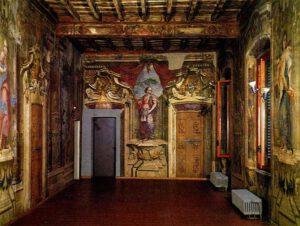 Sala Affreschi - Villa Visconti d'Aragona