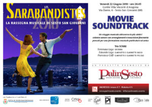 Movie Soundtrack Poster