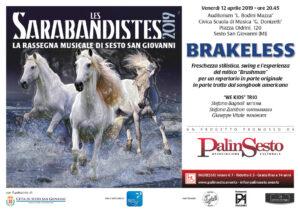 BRAKELESS - Poster