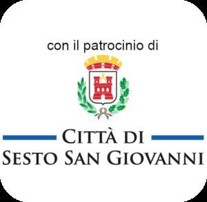 Logo patrocinio Comune di Sesto San Giovanni