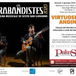 Visrtuosismo Andino - Poster