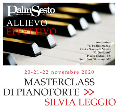 Masterclass Allievo Effettivo