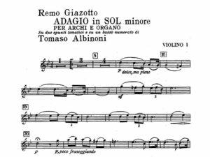 Albinoni Giazotto - Adagio