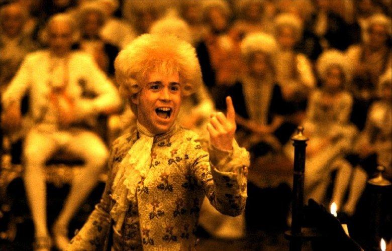 Amadeus di Milos Forman
