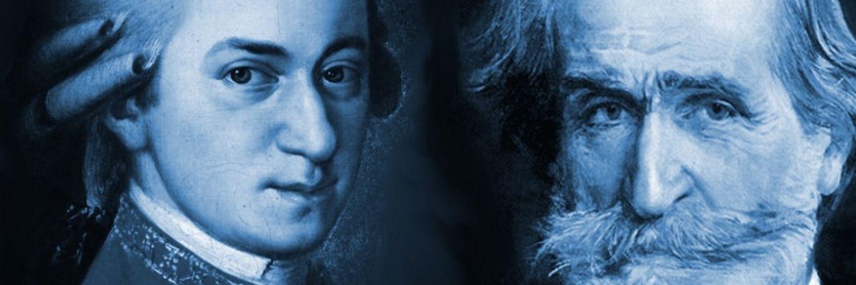 Verdi - Mozart