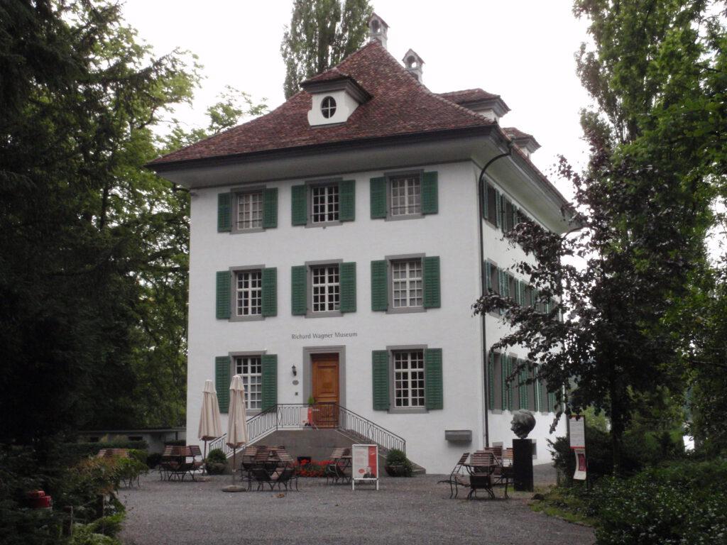Sigfrid Wagner Triebschen