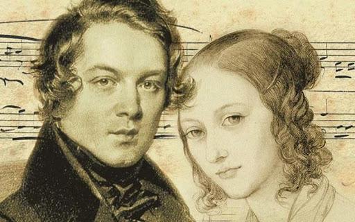Robert Schumann e Clara Wieck