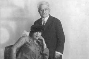 Leoš Janaček e Kamila Stösslová