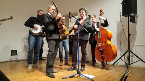 A Bluegrass experience